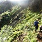 Hiking in Þórsmörk