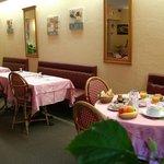 Salle de petit déjeuner / repas
