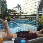 pool 3rd floor