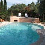 La piscine pour vous reposer