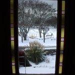 View from Landing Window (Winter)