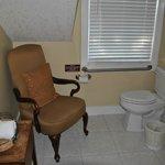 Raum Buckingham - Badezimmer
