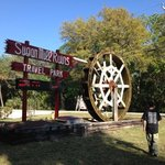Sugar Mill Ruins Travel Park Foto