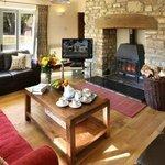 Old Granary Living Room