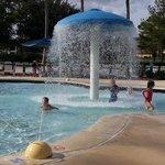 splash pool fun