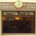 Svejk Restaurant U zeleneho stromu