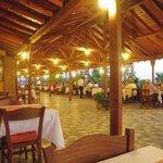 strandoffenes Restaurant