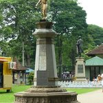 On way to tooth temple, kandy