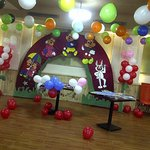 Micky mouse Theme @ PARTY HALL
