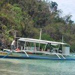 boats docked ashore