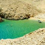 Beach in Velebit Channel