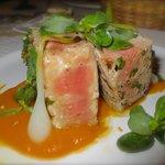 Tuna, delicious