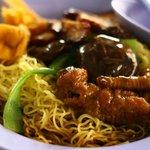Tau Cao Wanton Noodles Foto