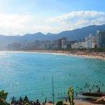Wonderful Ipanema Beach, only 30min walk away /from Copacabana beach 5min by c
