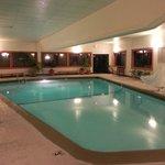 Indoor Heated Pool