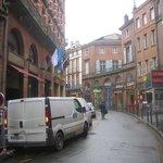 façade et rue