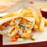 Barcelos Flame Grilled Chicken Foto