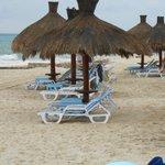 Beach cabana's
