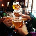 Cheers from NE!