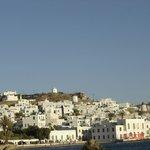 Mykonos town-Greece