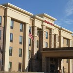 Hampton Inn Iowa City/University Area Foto