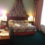 lit de chambre de luxe
