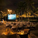 Movies Under the Stars at Periwinkle