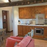 Mill Cottage Kitchen/Dinning Room