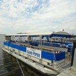 Bootsanleger zur Privatinsel