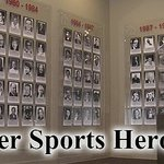 Discover Sports Heroes - Hall of Fame Gallery