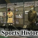Explore Sports History - Always New Exhibits To Explore!