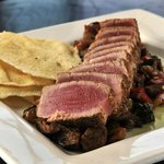 Seared Ahi Tuna Appetizer