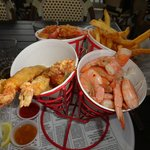 Shrimpsauswahl