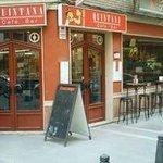 Esquina bar Quintana tapas