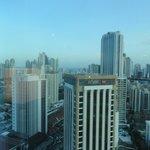 Vista desde piso 24