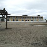 Quaility Inn & Suites on the beach