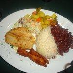 Casado, el plato típico de Costa Rica