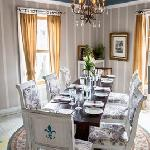 private dining rooms available