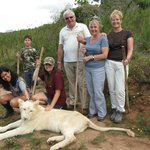 Walking with Lions Zorgfontein