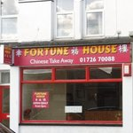 fortune house Chinese takeaway