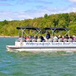 Wallenpaupack Scenic Boat Tour - departs across the street from the Lodging