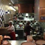 Billy Thais kitchen