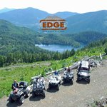West Coast Edge on Tour With Shaw TV over Gracie Lake