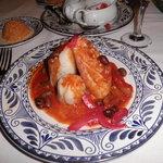 cena al ristorante messicano