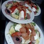 Antipasto Salads