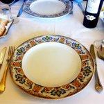 Mediterraneo 1930 - elegant tableware