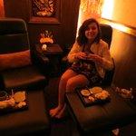 Great Thai massage right next to Ramada