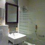 salle de bain, wc baignoire/douche