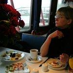 Frühstück im Feuerschiff