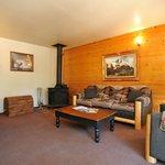 Pinewoods Lodge Living Room